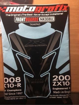 ZX10R 08-10 libro taller y adhesivos
