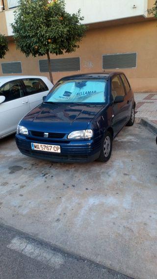 SEAT Arosa 1999, km 187.000, itv recién pasada