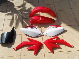 Plásticos Honda Crf 450 2005-2007