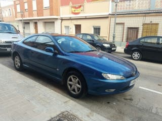 Peugeot 406 coupe 1998.