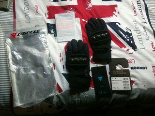 guantes para moto dainese nuevos a estrenar