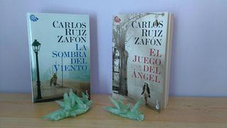 La sombra del viento y El juego del ángel