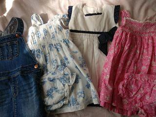Vestidos verano 18 meses