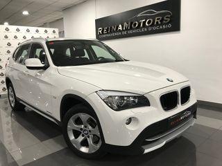 BMW X1 1.8D S-DRIVE SOLO 25.000KM