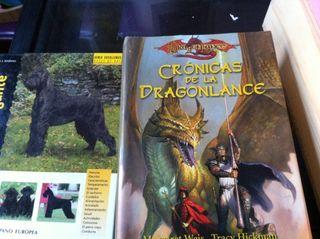 Cronicas de dragonlance
