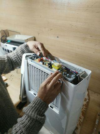 REPARACION TECNICA ELECTRODOMÉSTICOS