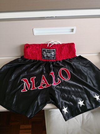 Pantalones Muay Thai, pack de 3.