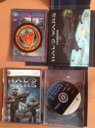 Halo wars ed. coleccionista