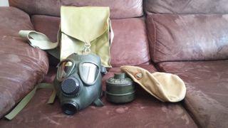 Cambio/Vendo Reliquia G.Fría - Máscara antigás M74