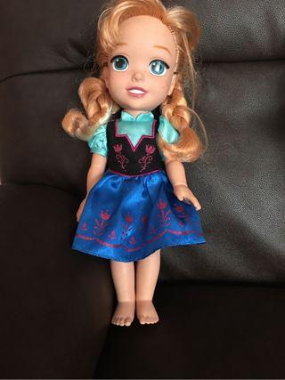 Muñeca Anna de Frozen