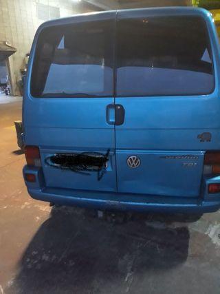 Volkswagen Eurovan 2002