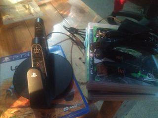 Cargador doble mandos ps3