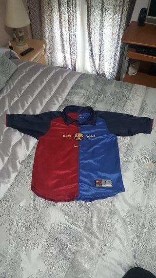 Camisetas Barcelona de segunda mano en Córdoba en WALLAPOP 5fdee8fccce
