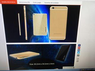 Dual iPhone 5,6,7 dos lineas de telefono