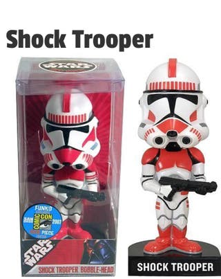 Funko star wars wobble