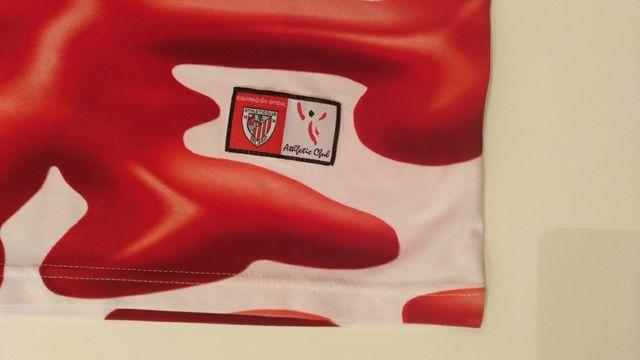 Camiseta Athletic Club diseño Darío Urzay de segunda mano por 150 ... 603f658352361