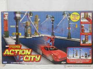 Action City Spiderman