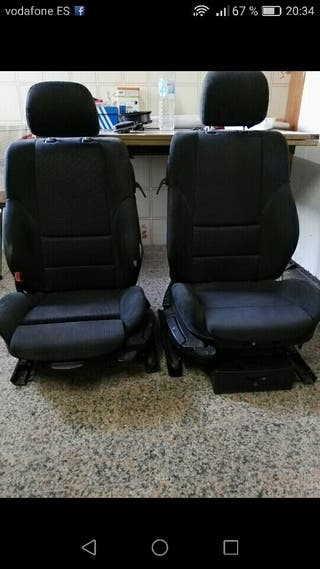 Bmw compact asientos pack M