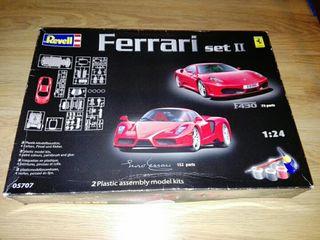 Maquetas Ferrari Revell