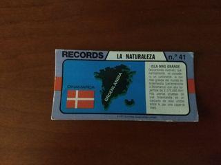 Los records del mundo Bimbo nº 41