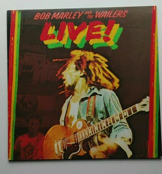 VINILO LP BOB MARLEY
