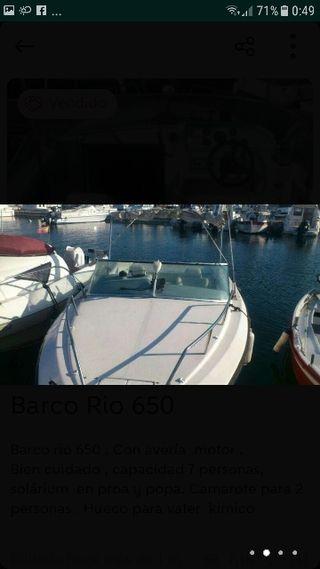 Barco Rio Open 650