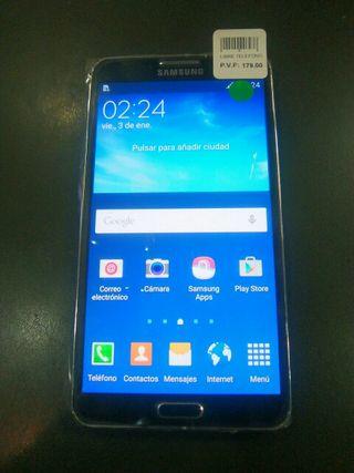 Samsung galaxy NOTE 3 LIBRE CON GARANTIA