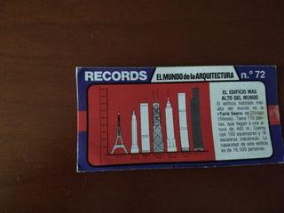 Los records del mundo Bimbo nº 72