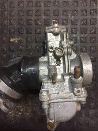 Carburador 24 mikuni