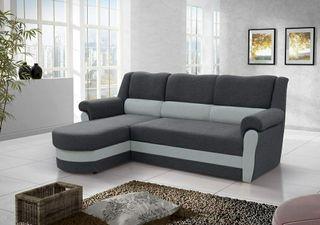 Nuevo sofá chaise longue cama, alto respaldo