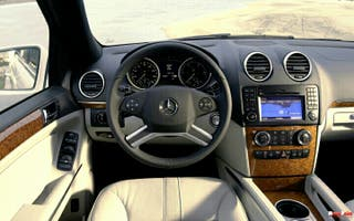 Mercedes-Benz ML320-CDI automático