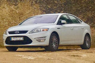ford mondeo 2.0 Tdci 140 cv límited edition