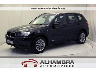 BMW X3 20D XDRIVE 4X4