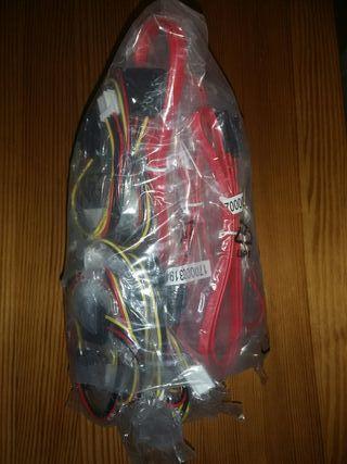 25+25 Cables Sata