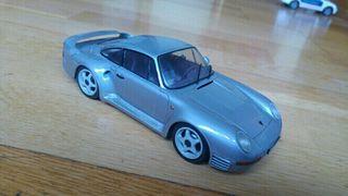 Maqueta Porsche 959 Tamiya