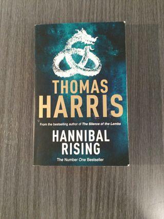 Libro Hannibal Rising de Thomas Harris