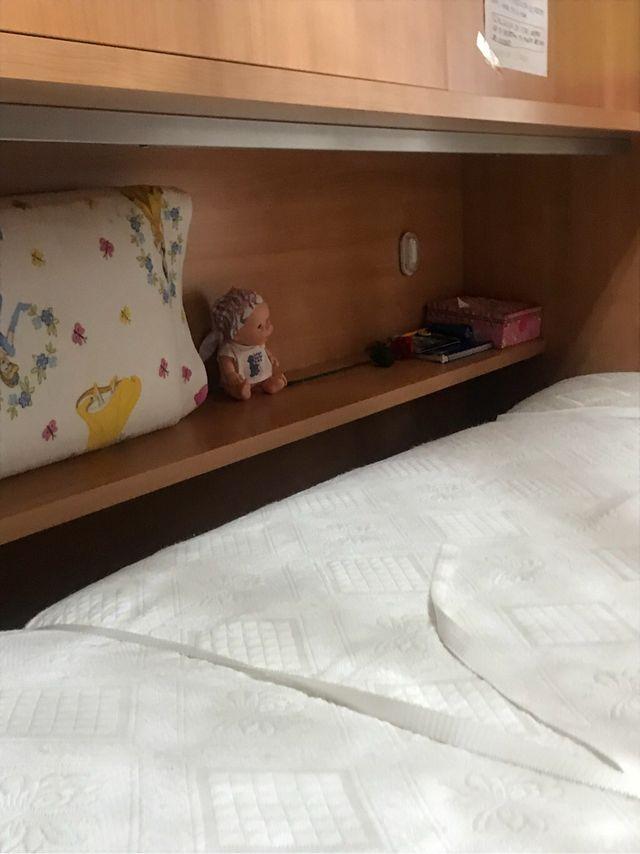 Armario cama