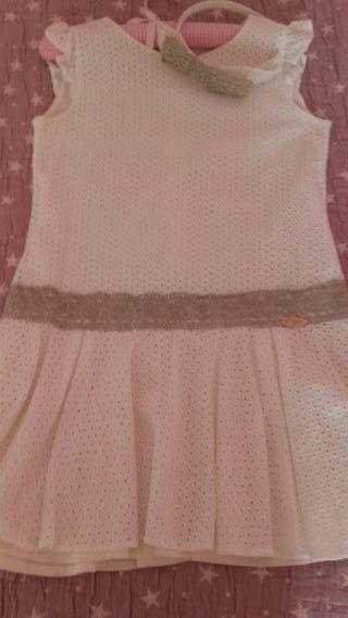 Vestido niña 8-10 años Pili Carrera