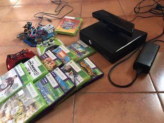 Consola xbox 360 Kinect