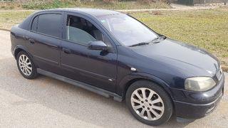 Opel Astra 2004 coche para muchos años