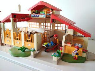 Cuadra de caballos Playmobil 4190