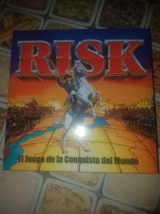 Juego mesa risk