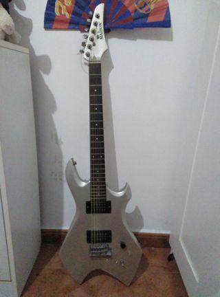 gitarra eléctrica maison