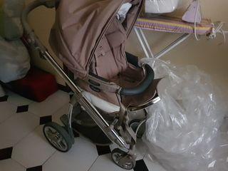 carrito y silla