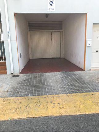 Se vende o Alquila plaza de garaje