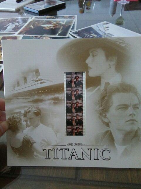 PELÍCULA TITANIC ORIGINAL VHS