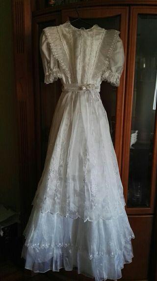 Vestidos comunion usados