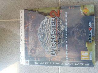 uncharted 2 edición limitada