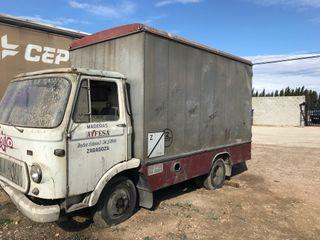 CAMION SAVA 411 1980