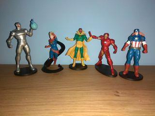 Personajes Avengers